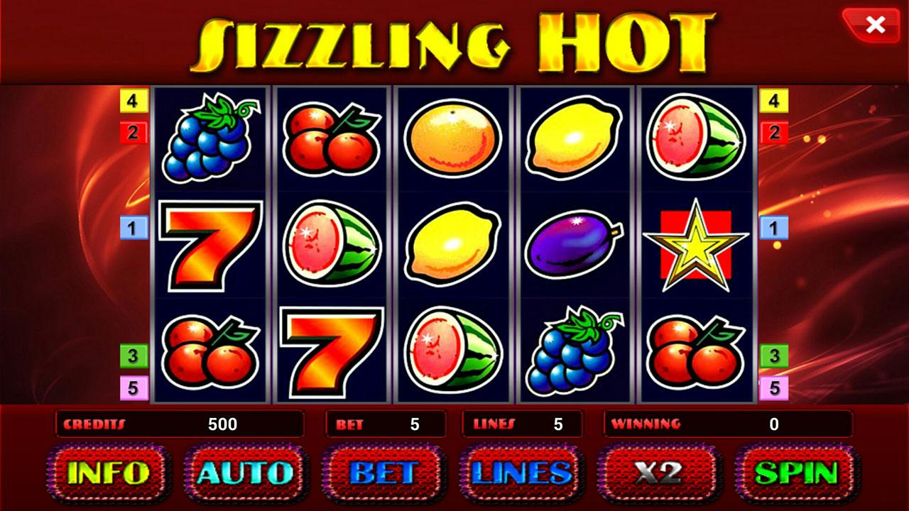 Sizzling Hot Slot Online