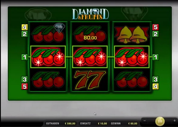 slots-DiamondandFruits